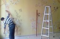 珠海壁纸施工工艺   珠海壁纸施工做法
