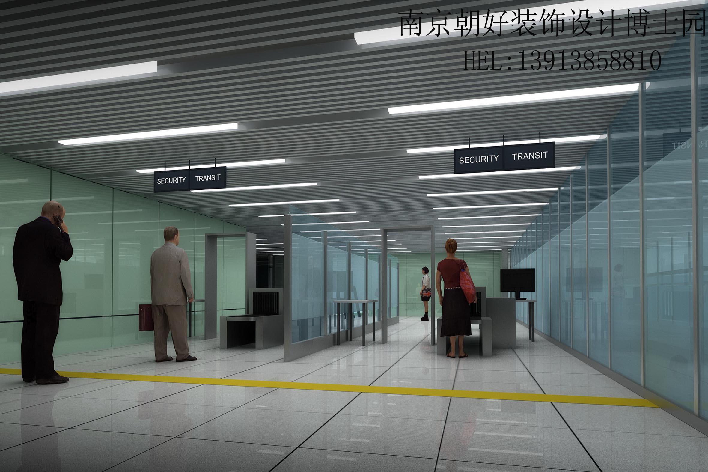 飞机场 _装修之家装修效果图