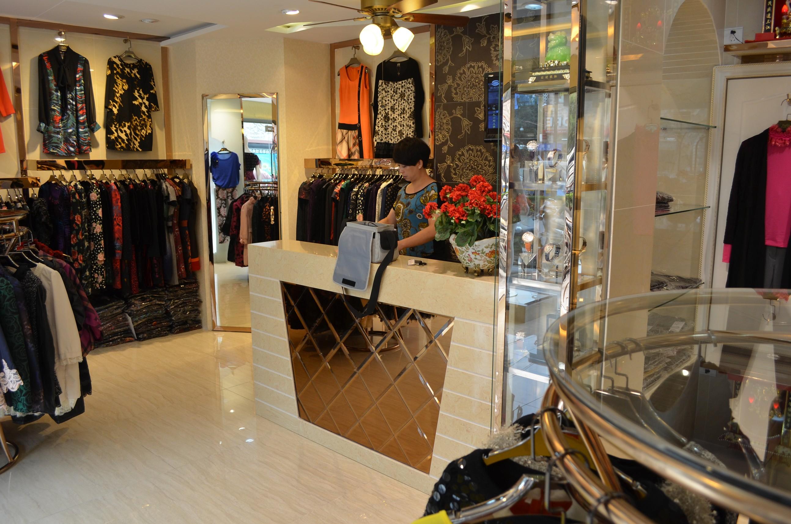 枫雅#十全街服装店铺装修  地区:苏州楼盘:户型:商业空间 风格:欧式
