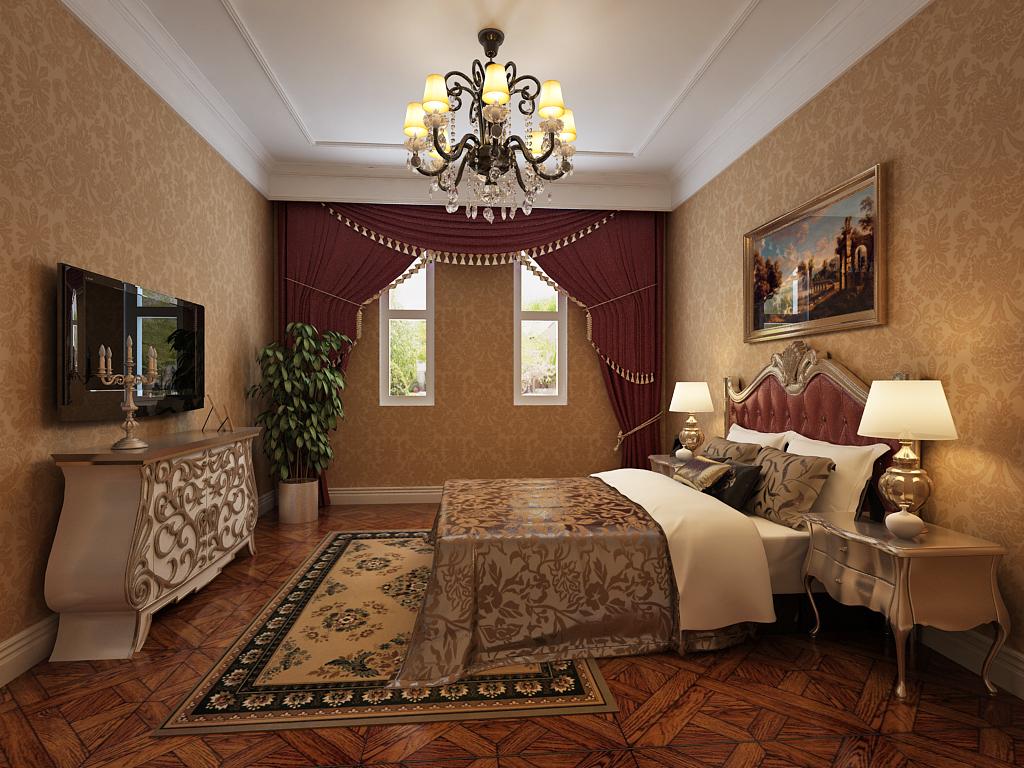 欧式古典风格_装修之家装修效果图