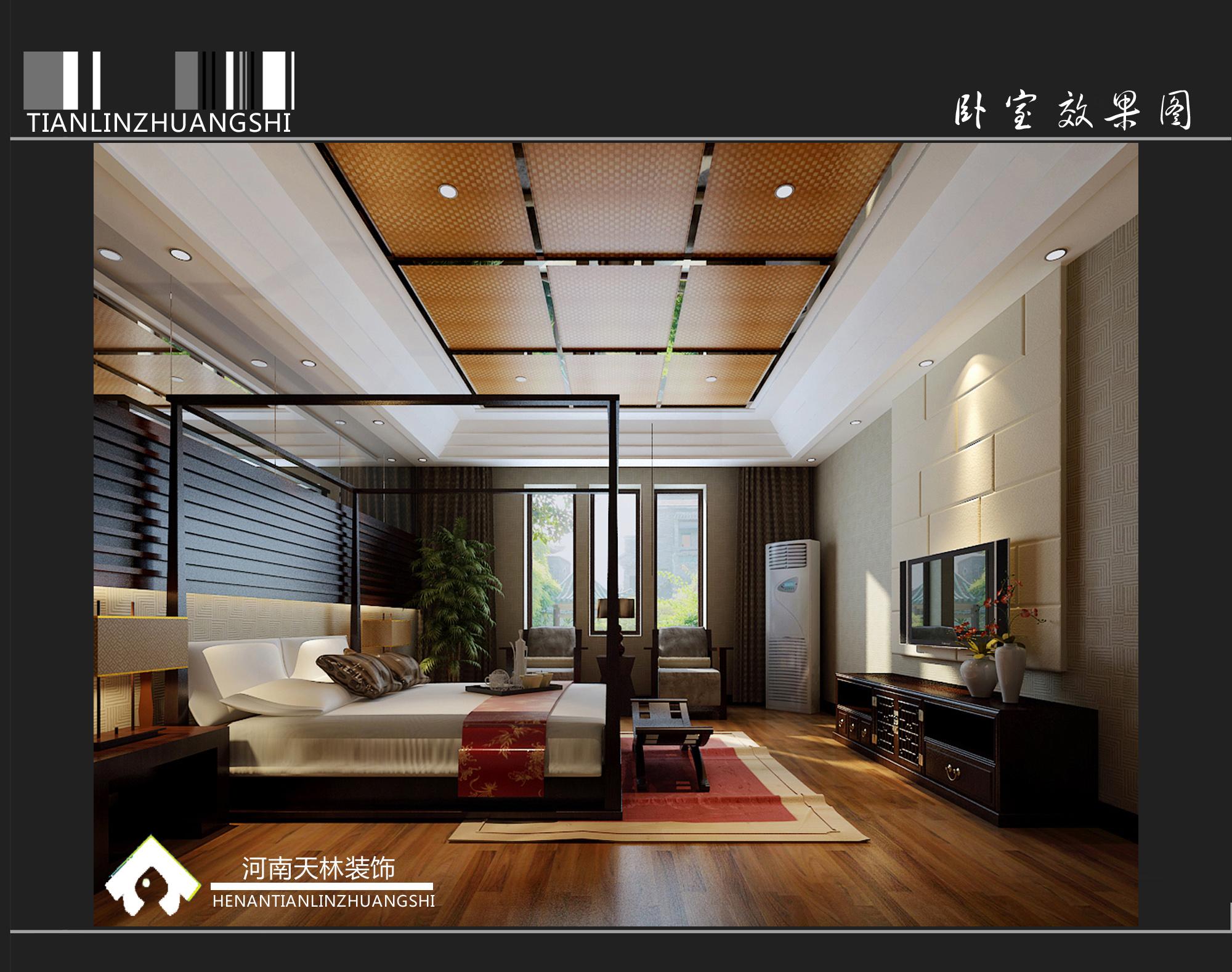 家居图库 精美案例 橡树湾装修效果图  地区:郑州楼盘:户型:3室2厅2卫