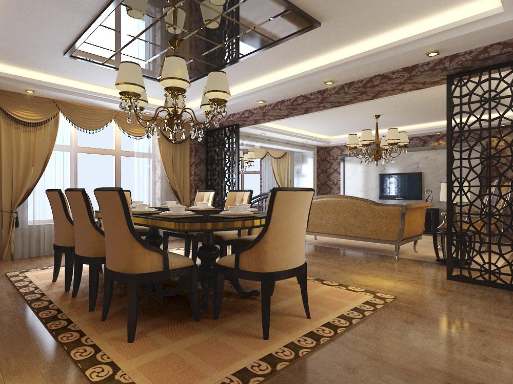 维也纳大酒店_装修案例图_青岛装修之家装修效果图