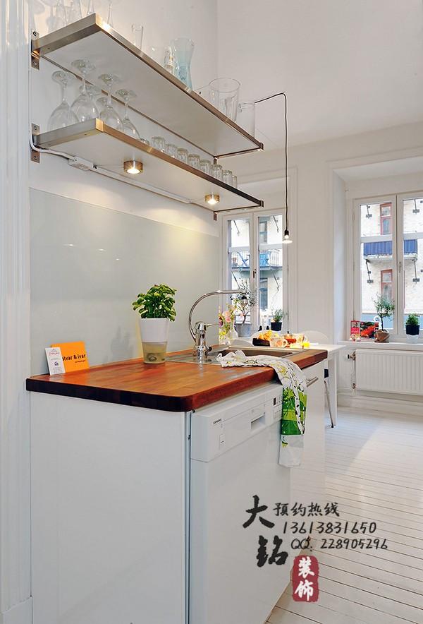 家装北欧现代风格设计装修案例