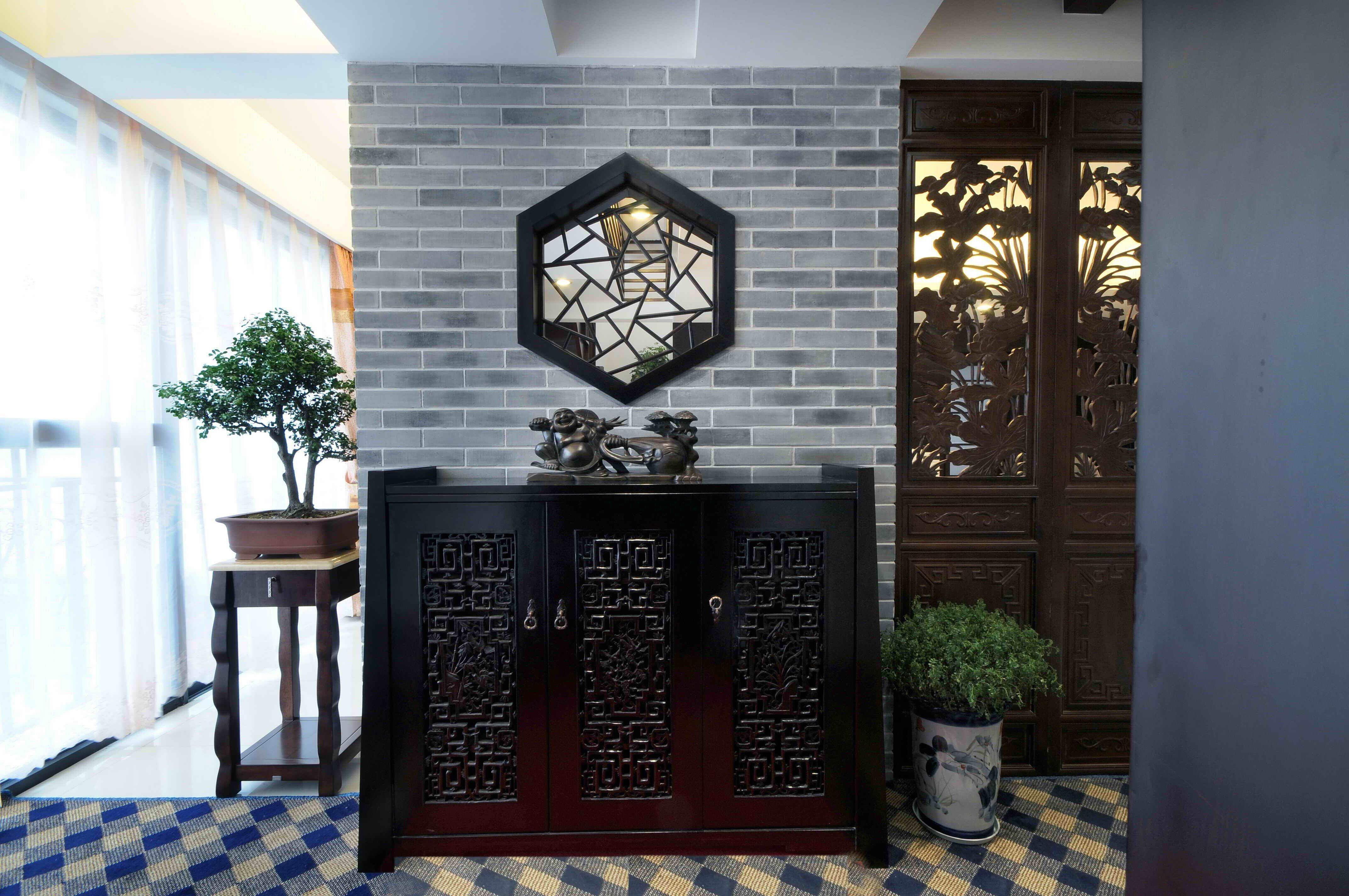 现代中式风格