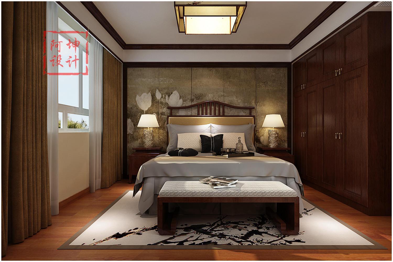 世茂玲珑台新中式别墅装修  地区:青岛楼盘:户型:独栋别墅 风格:现代