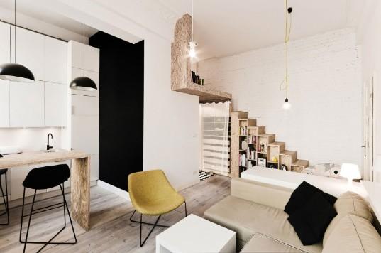 30平方小公寓_裝修之家裝修效果圖