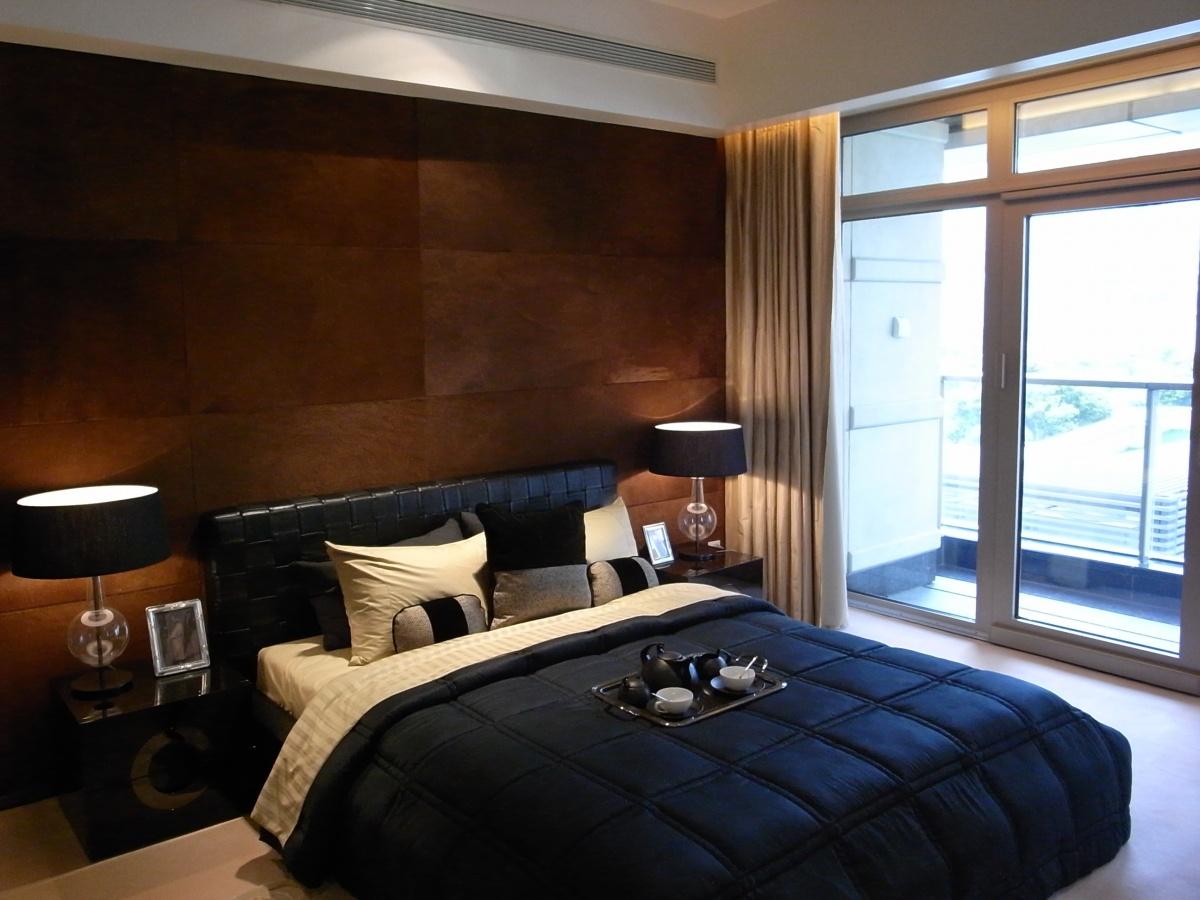 欧式卧室背景墙