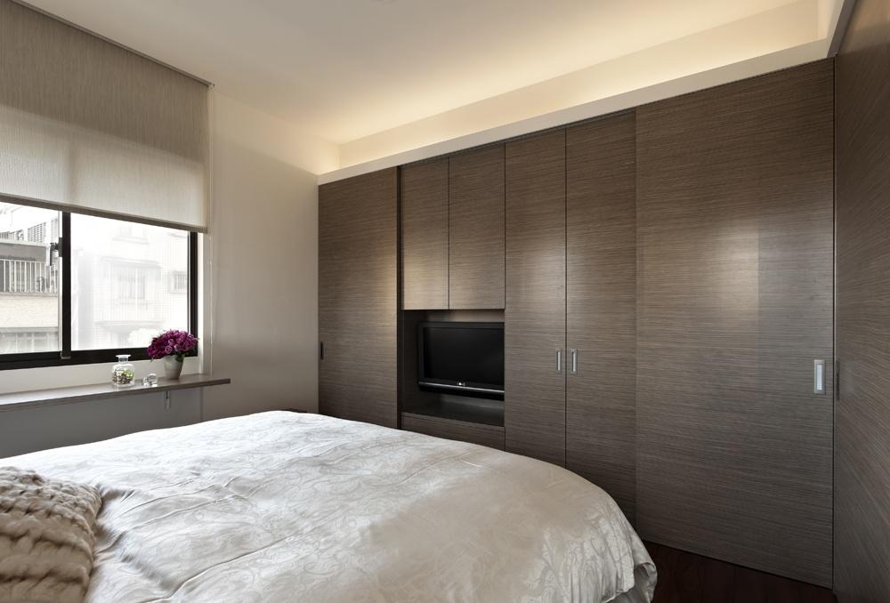 背景墙 房间 家居 酒店 设计 卧室 卧室装修 现代 装修 1000_678