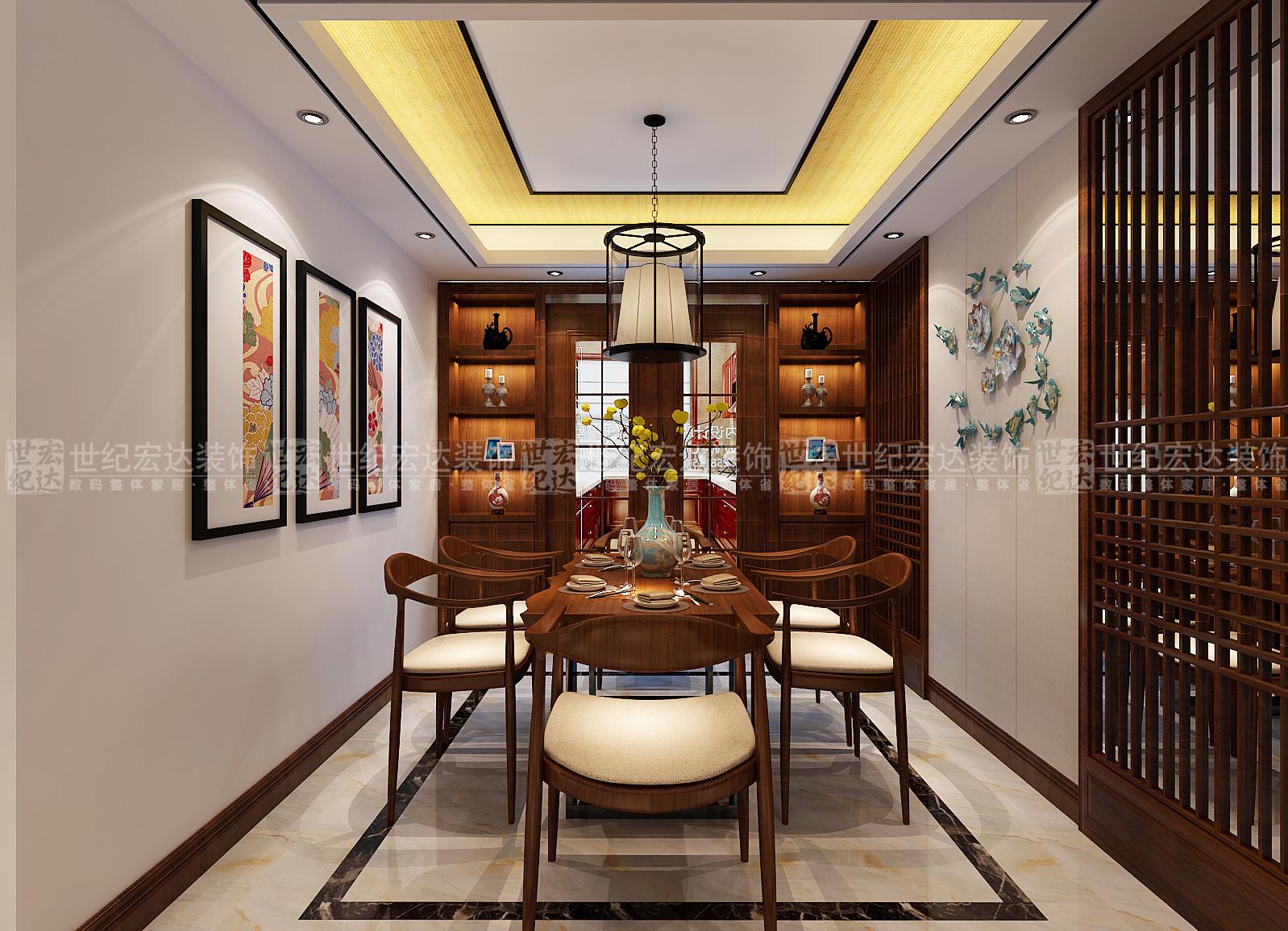 客餐厅瓷砖,卧室木地板