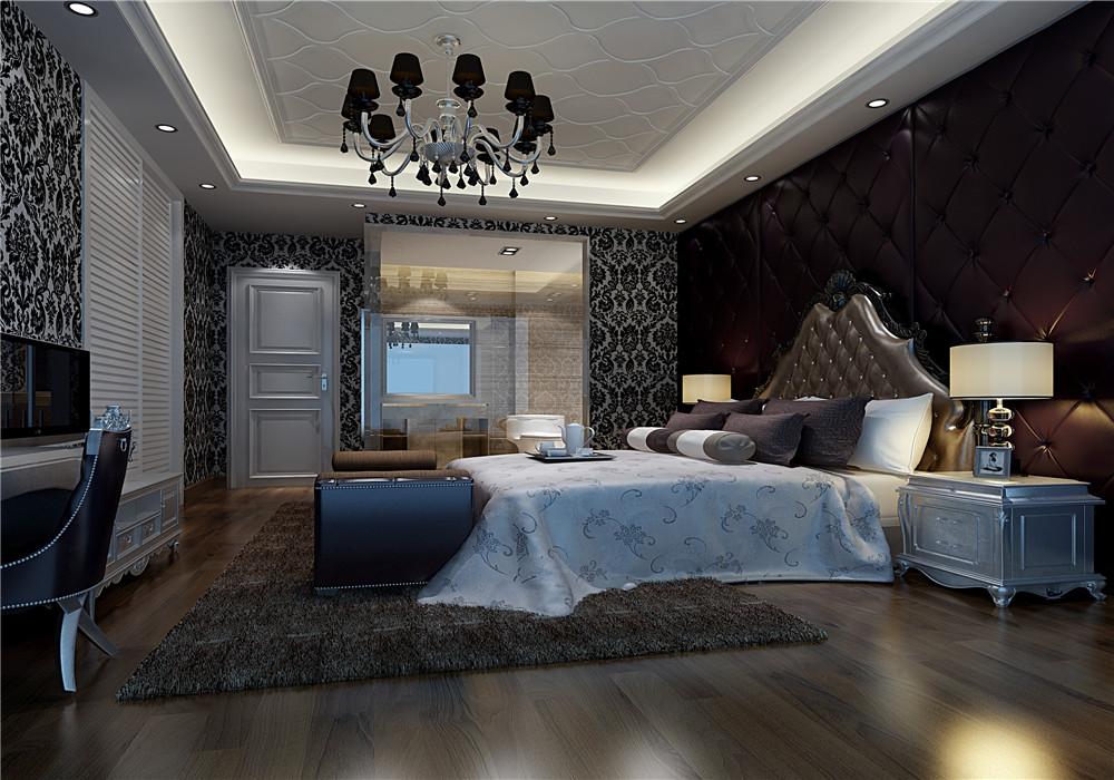 一品中央简欧风格卧室装潢