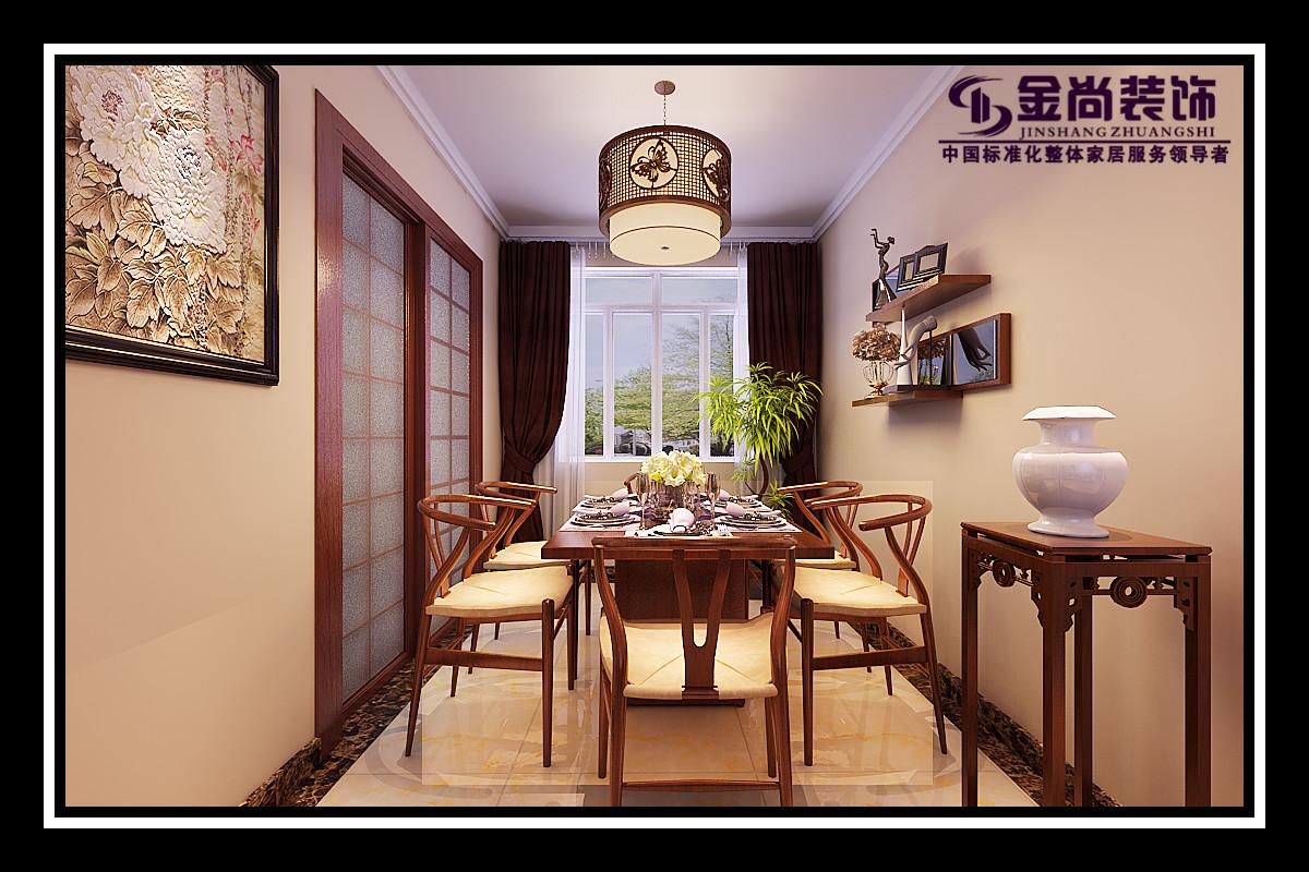 中海天悦府109平白色新中式家装