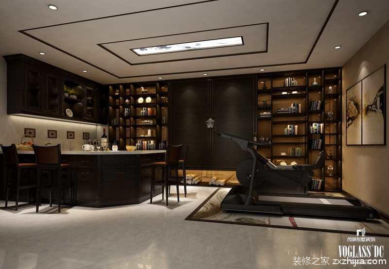 北京院子 新中式 多功能厅图片