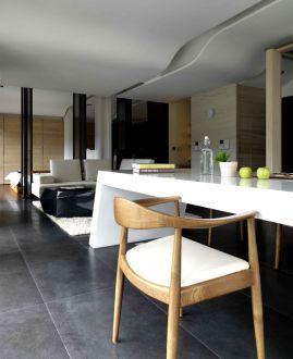 罗岗东开发区私人住宅250平装修效果图