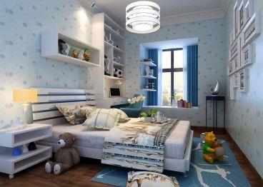 新世纪领居简约风格半包住宅装修