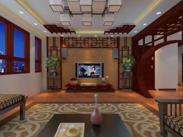 碧桂园新古典风格全包两居室装修
