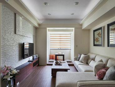 今时艺苑-现代简约风格公寓装修案例