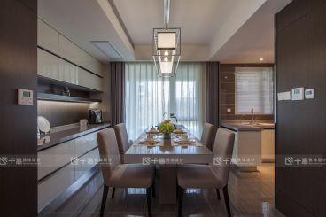 凯德嘉博名邸时尚混搭风格半包公寓装修