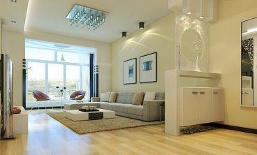 珠江风景经典中式风格半包三居室装修