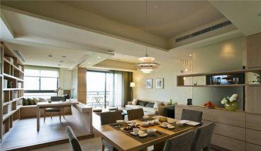 红豆香江豪庭现代简约风格装修效果图