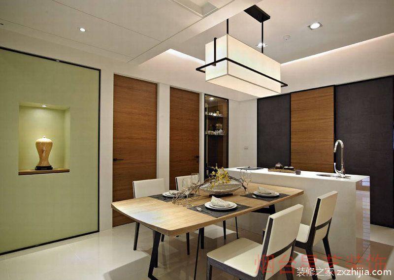 凯旋公馆简约风格全包两居室家装效果图