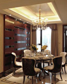 世纪华阳欧式古典风格全包160平装修