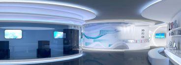 湖南省科技馆-3D打印馆设计
