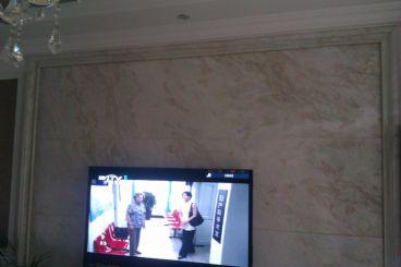 吴江新湖明珠城三室二厅120平装修效果图