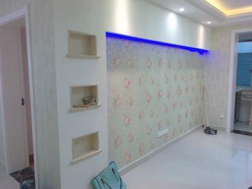 胡家浜二室二厅83平装修效果图