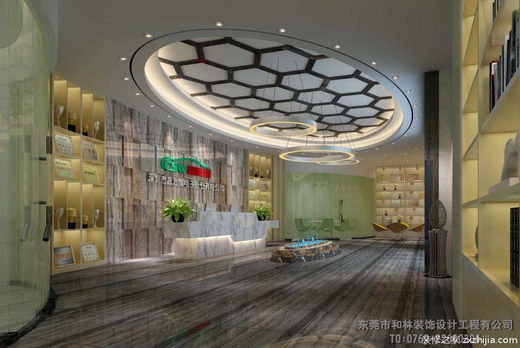 深圳市超思维电子股份有限公司办公室