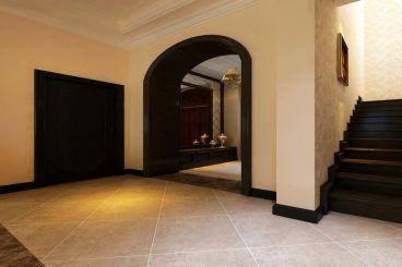 太阳城欧式古典风格别墅装潢