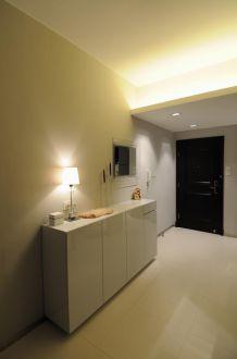 莱蒙都会现代简约风格全包三居室装修