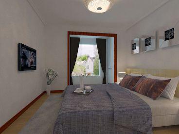龙跃苑200平六室四厅现代简约装修效果图