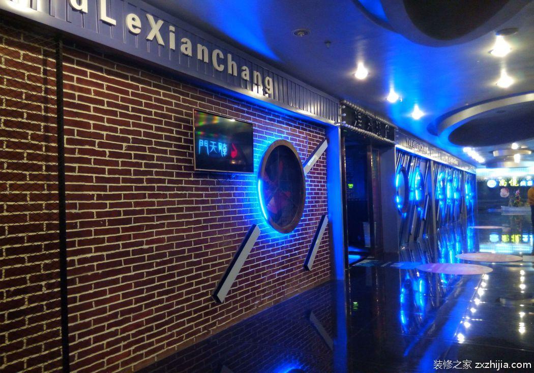达观国际天虹商场300平时尚混搭装修案例
