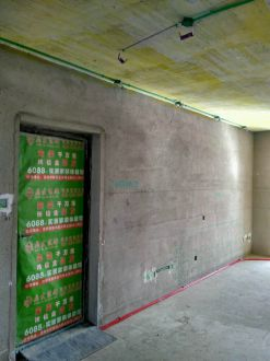 阳光一百96平二室一厅现代简约装修效果图