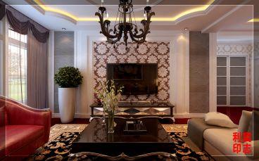 鲁辉国际城93平二室二厅现代简约装修案例