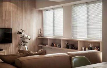 万通城70平二室一厅韩式装修效果图