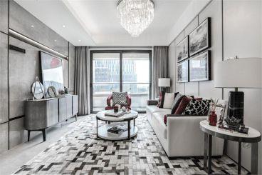 香水湾85平二室二厅现代简约装修效果图