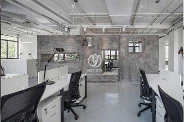 萝岗平面设计公司300平工业风装修效果图