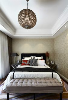 东方龙城三室一厅120平装修效果图