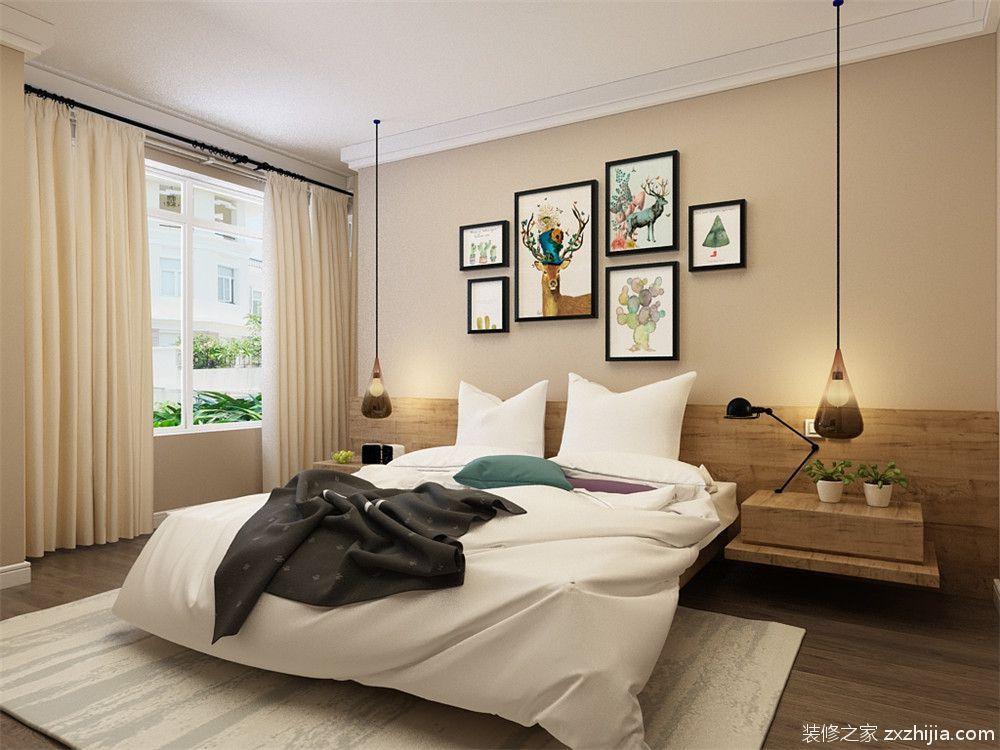 木头卧室怎么装修风格