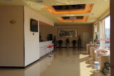 沧州都市118连锁酒店现代简约零室零厅装