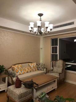 泛海松海园美式五室三厅装修效果图