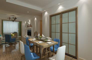 中垠雅苑全包三室二厅125平装修效果图