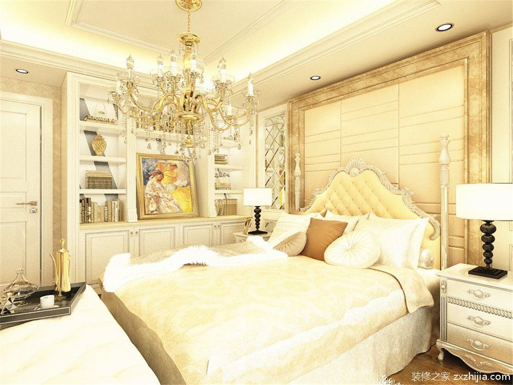 天娇里二室一厅128平装修效果图