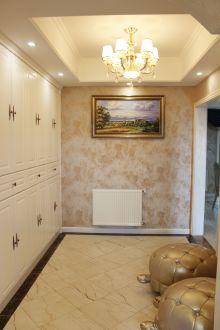 南国明珠160 欧式三室二厅全包装修效果