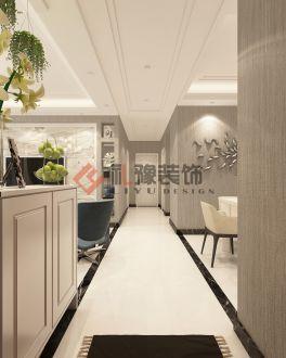 正弘 · 澜庭叙半包三室二厅装修效果图