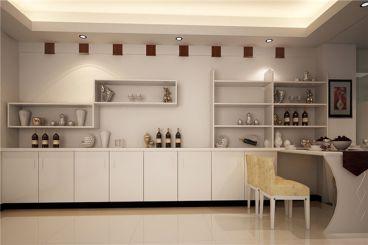 中大青山湖东园二室一厅80平装修效果图
