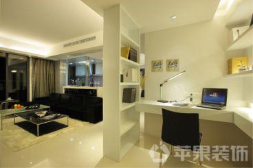 湘江世纪城二室二厅全包装修效果图