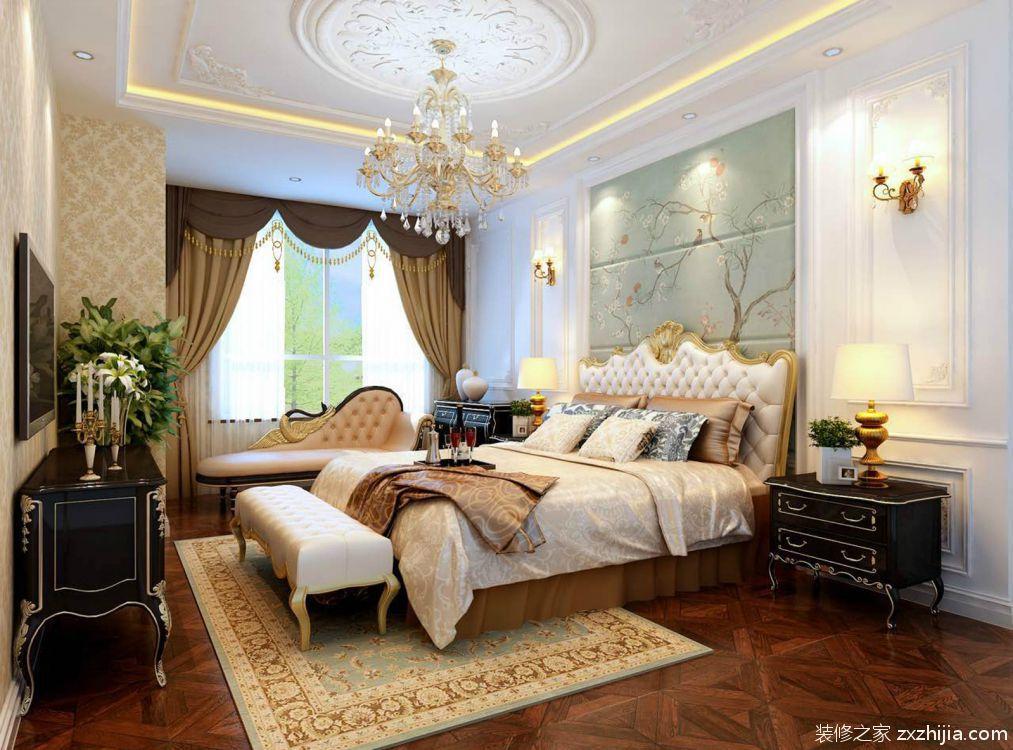 伯顿庄园六室二厅365平装修效果图图片