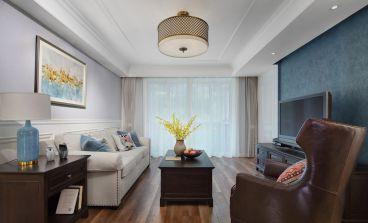静安上城三室二厅123平装修效果图